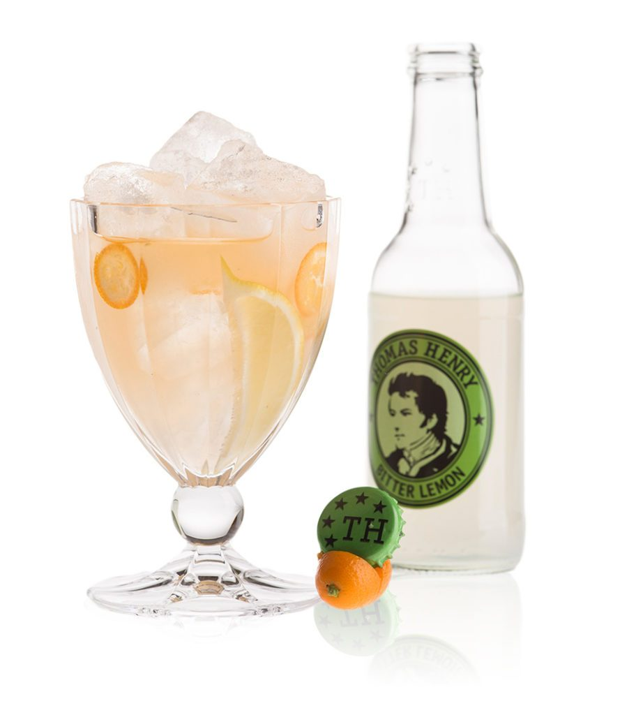 Der Fancy Drink mit Thomas Henry Bitter Lemon