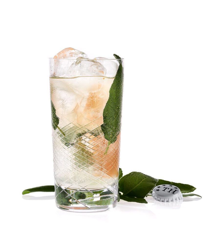 Der French Touch Highball mit Thomas Henry Elderflower Tonic