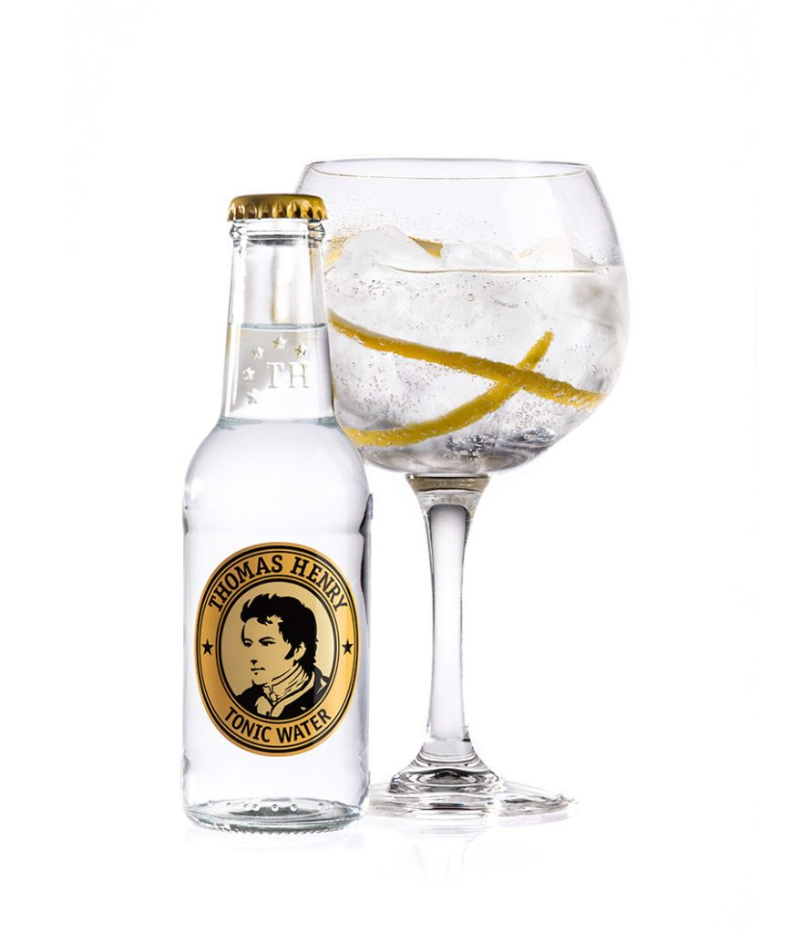 Gin & Tonic mit Thomas Henry Tonic Water