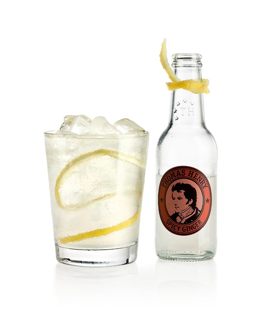 london buck mit thomas henry spicy ginger drinks mit gin rezepte. Black Bedroom Furniture Sets. Home Design Ideas