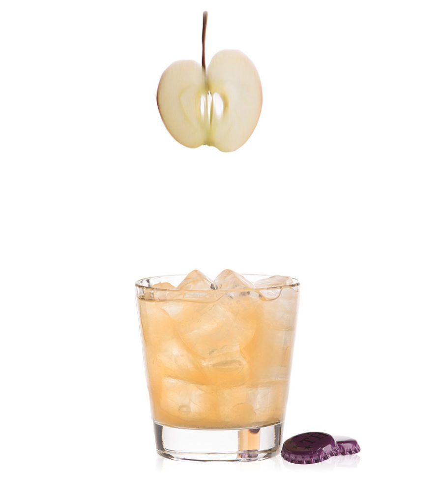 Der Maple Pomme mit Thomas Henry Ginger Ale
