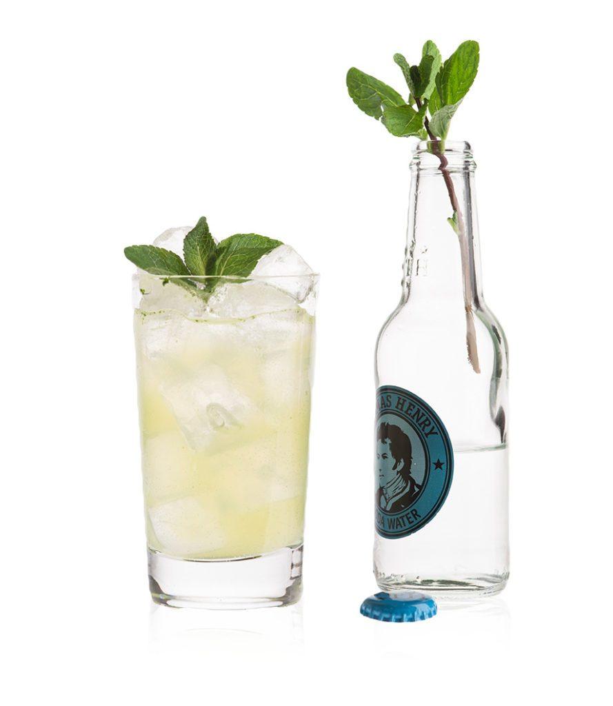 Der Momo Special mit Thomas Henry Soda Water