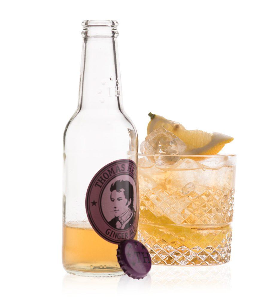 Der O Henry mit Thomas Henry Ginger Ale