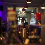 Ein Blick in die Bar Gin & Jagger in Essen