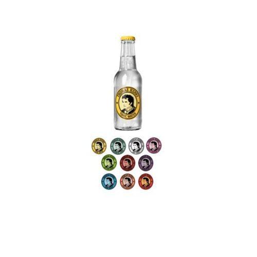 thomas henry 200ml glass bottles