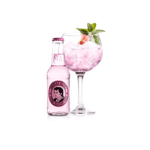 Cherry Blossom Tonic Drinkbilder