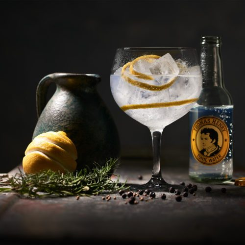 Thomas Henry Signature Drink Gin & Tonic