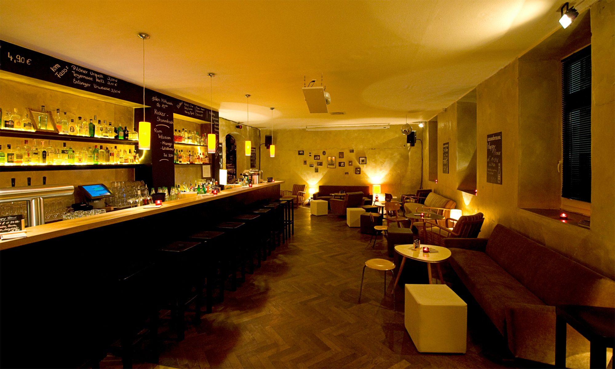 Im Couch Club in München