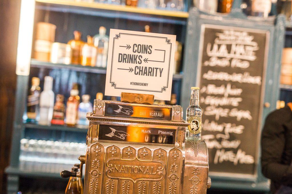 Charity für Gastronomie gegen Rassismus