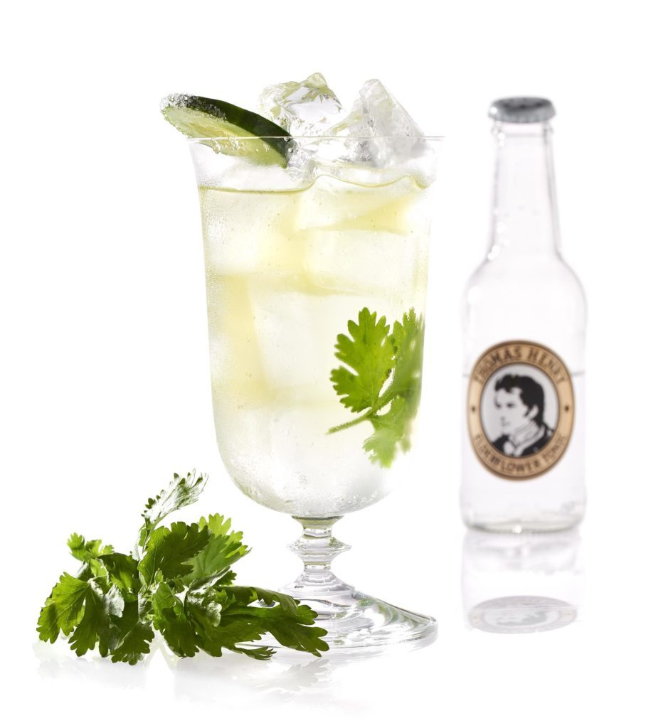 Der Cannon Street Fizz mit Thomas Henry Elderflower Tonic