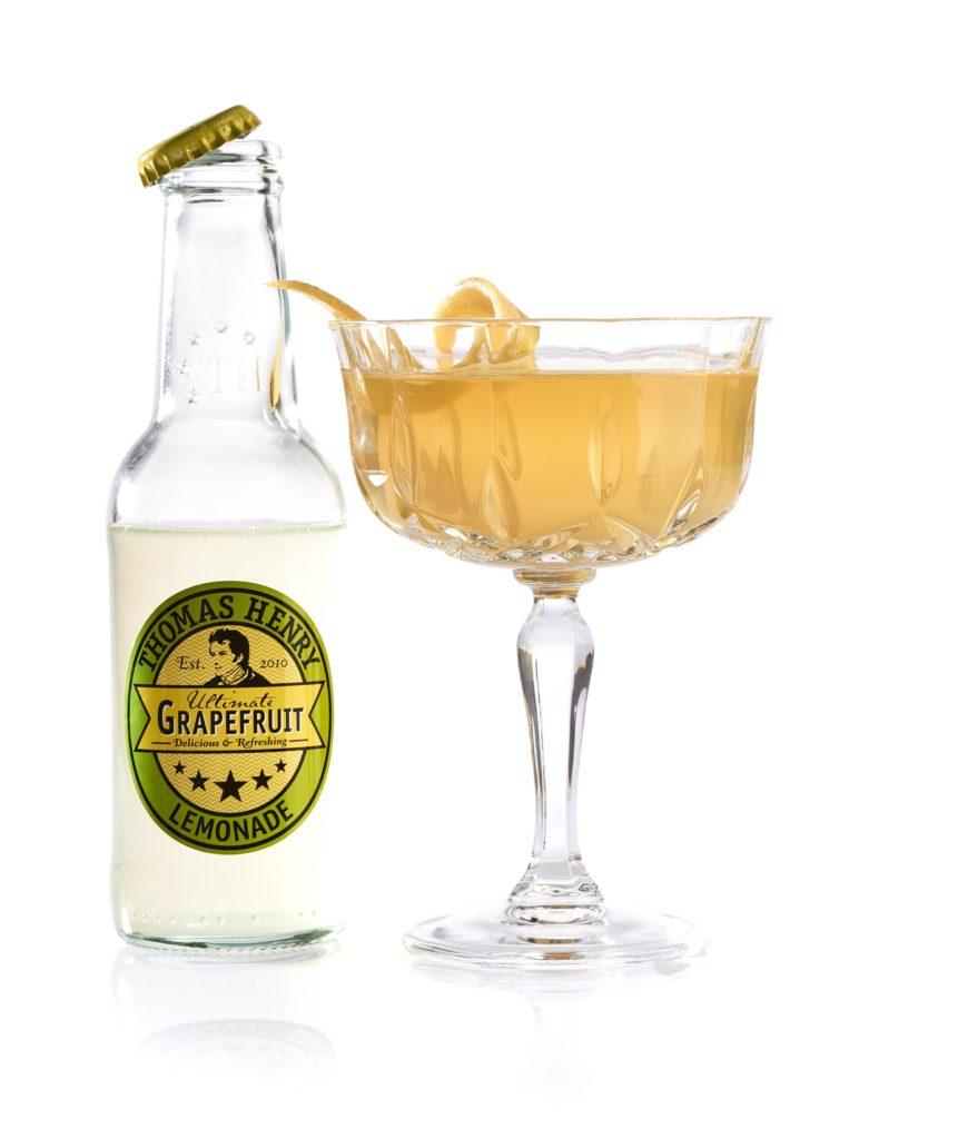 Golden Age Martini