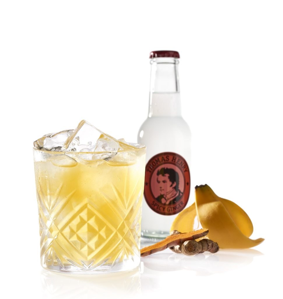Der Kinly Taylor mit Thomas Henry Spicy Ginger