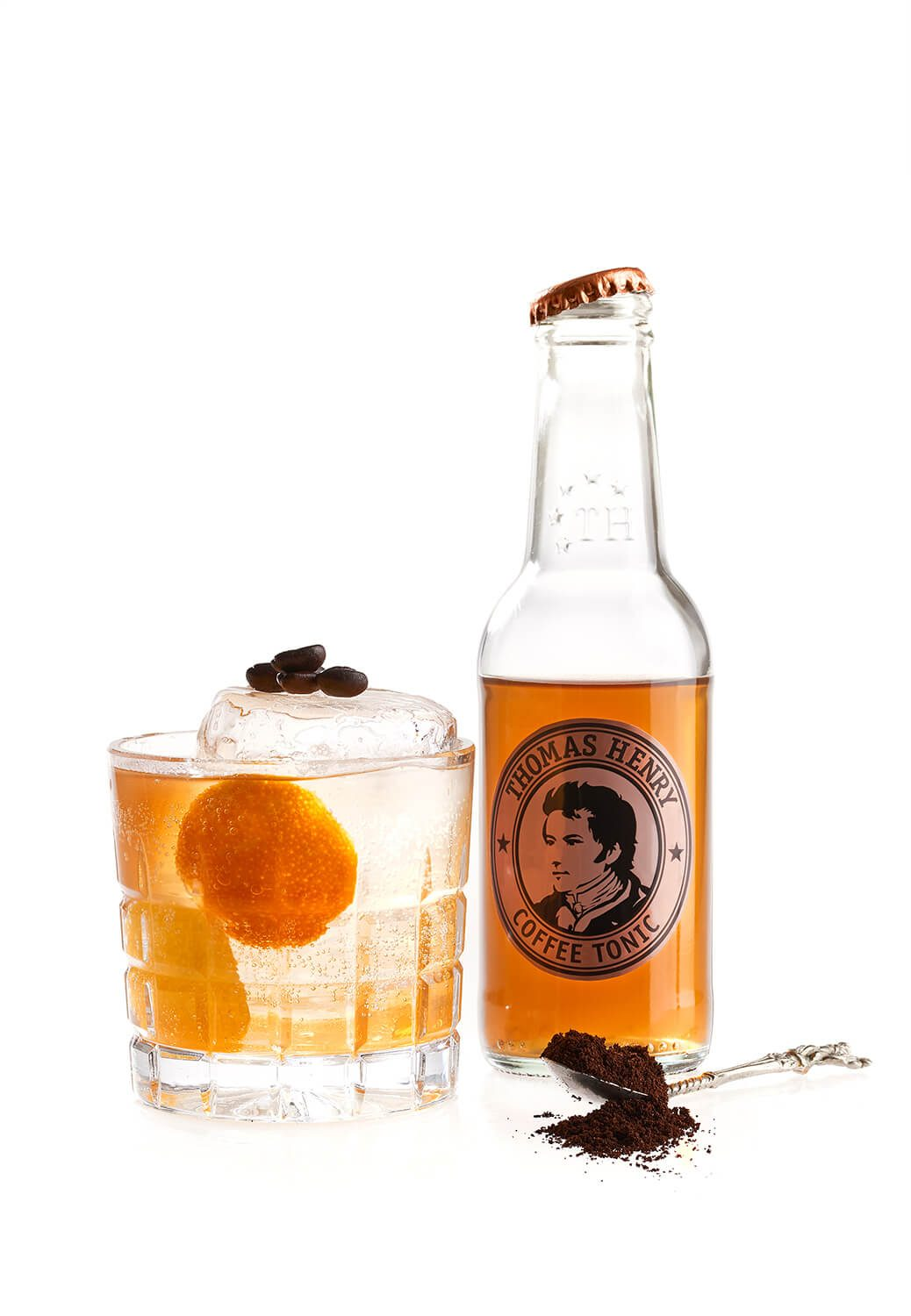 Thomas Henry Coffee Tonic On the Rocks