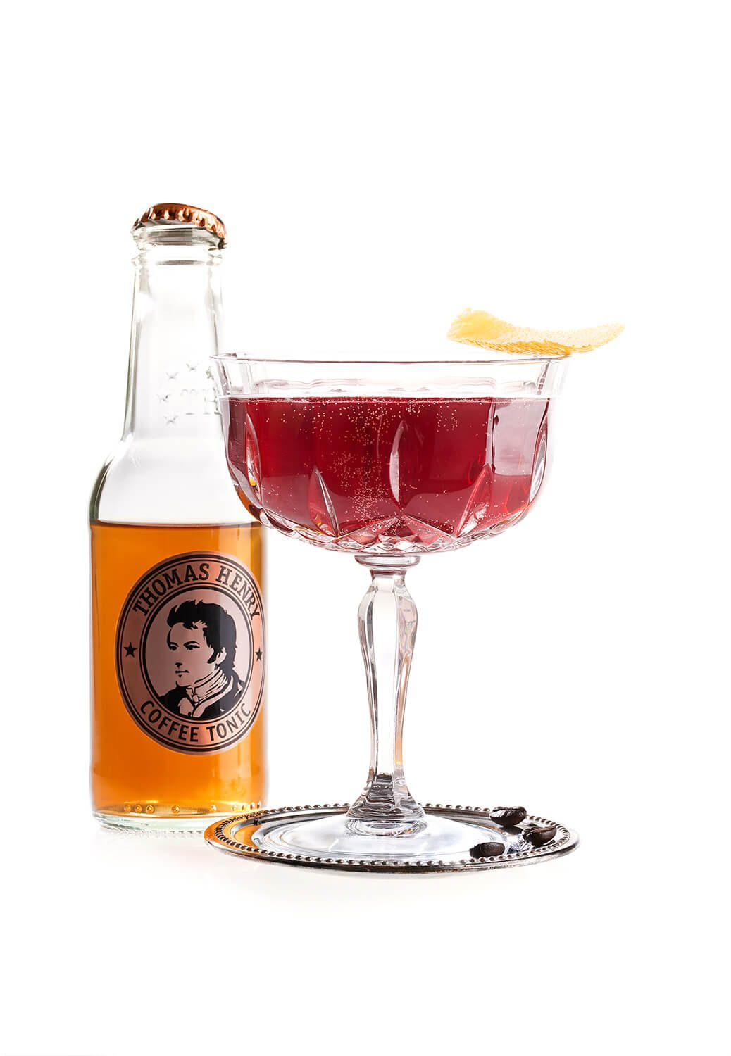 Thomas Henry Coffee Tonic Cold Brew Martini