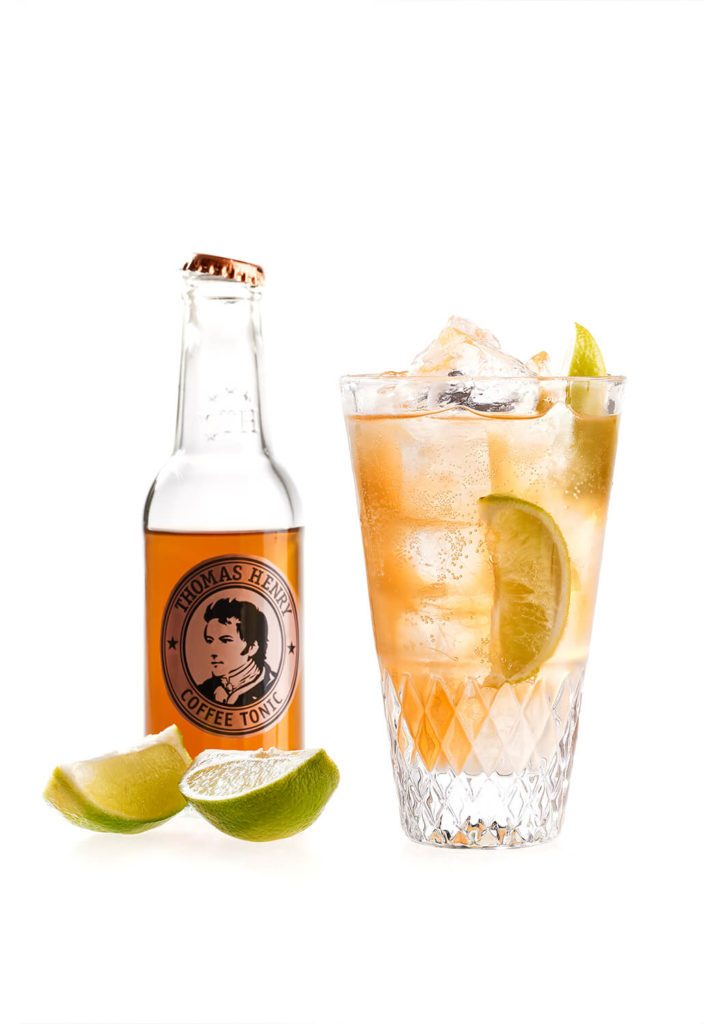 Thomas Henry Coffee Tonic Cuban Coffee aka El Rakete