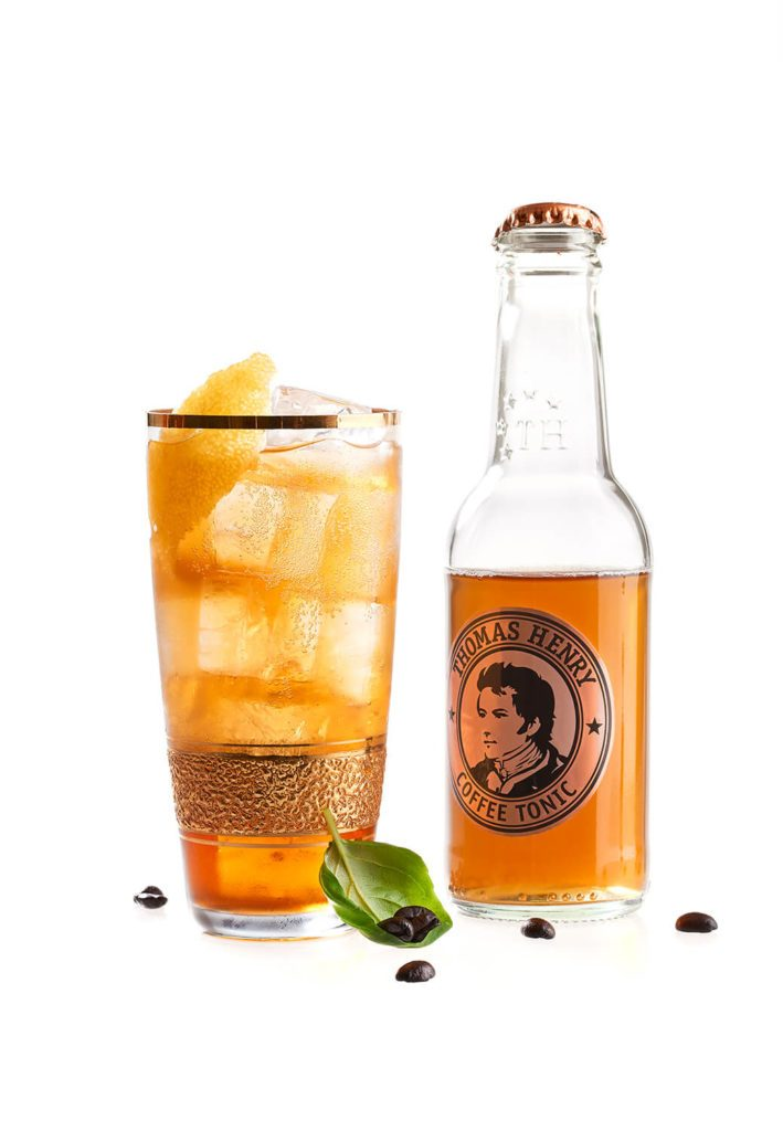 Der Jaeger Coffee Brew mit Thomas Henry Coffee Tonic