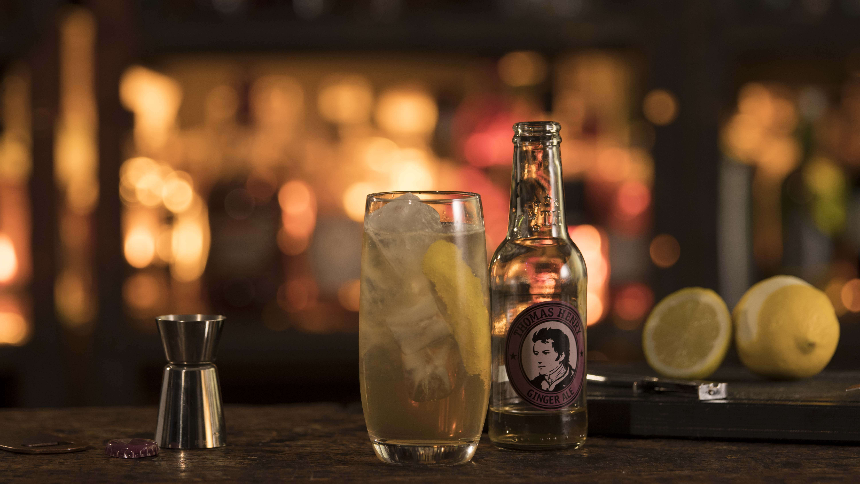 Der Gin Buck mit Thomas Henry Ginger Ale