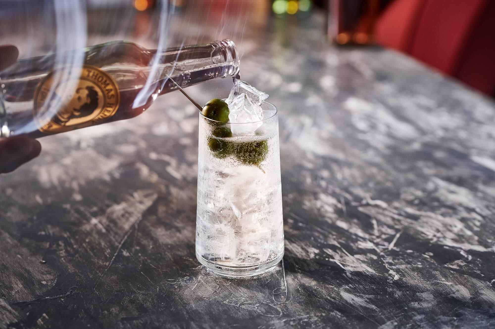 Martini Highball