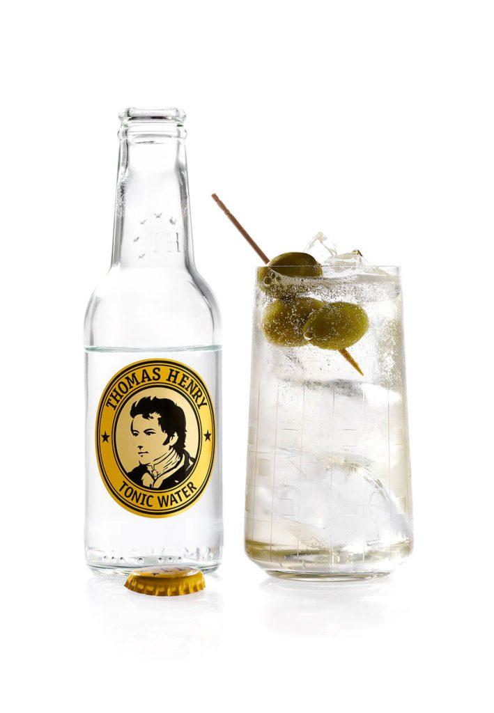 Der Martini Highball mit Thomas Henry Tonic Water
