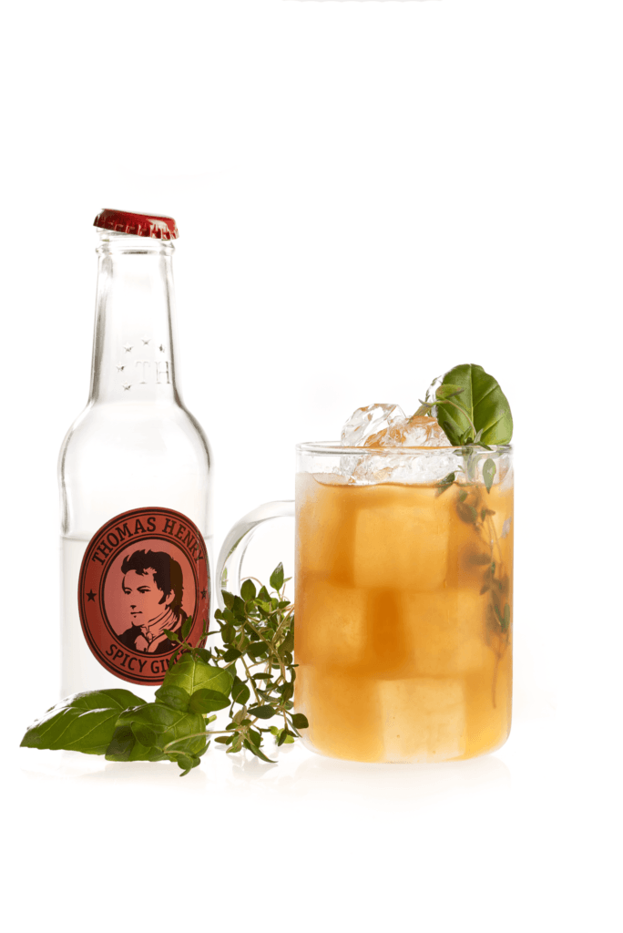 Der German Mule mit Thomas Henry Spicy Ginger