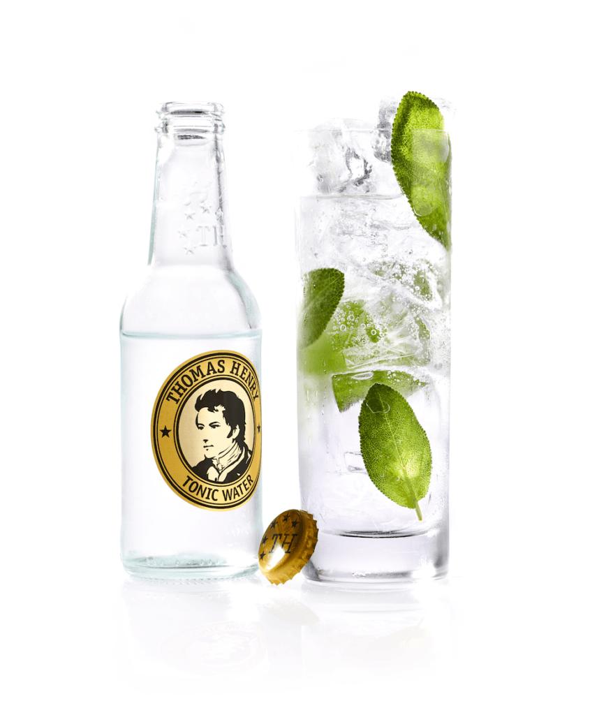 Der Sage Gin & Tonic mit Thomas Henry Tonic Water