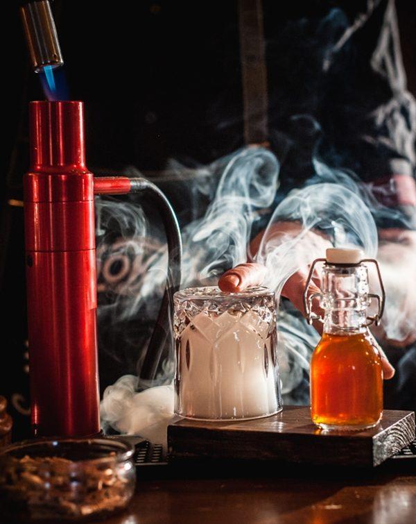 Ausgefallene Drinks im El Koktel