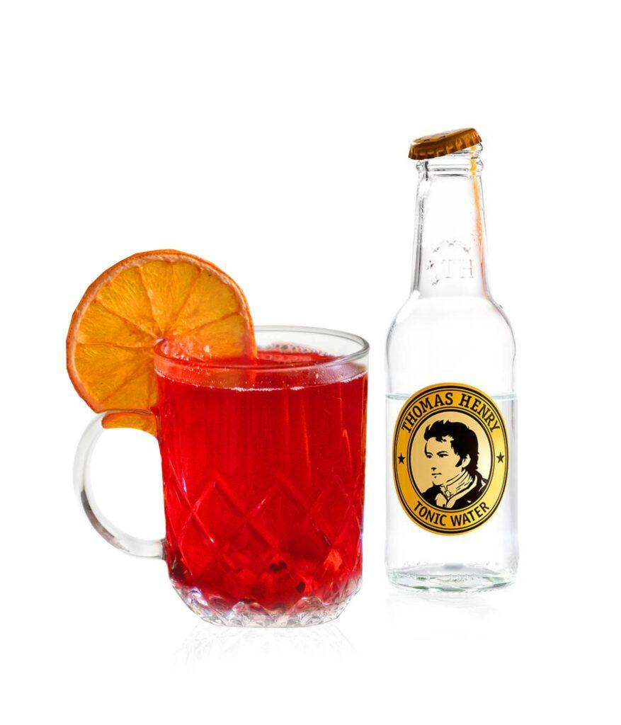 hot gin tonic