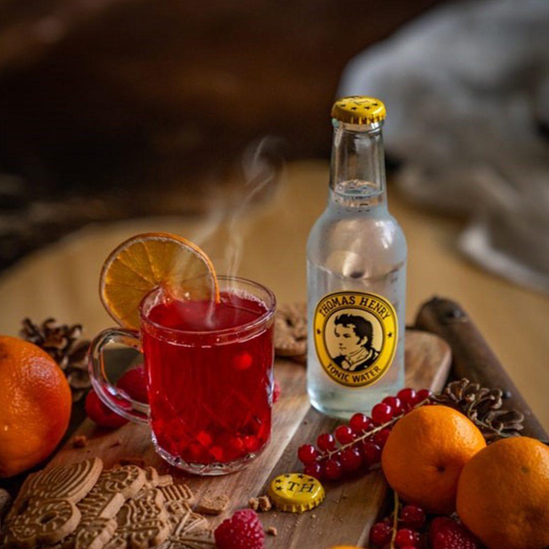 Hot Gin & Tonic