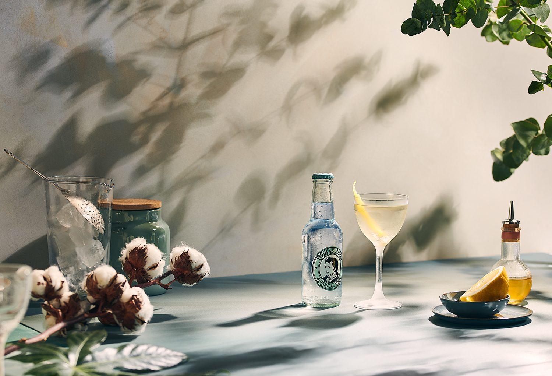 Botanical Martini