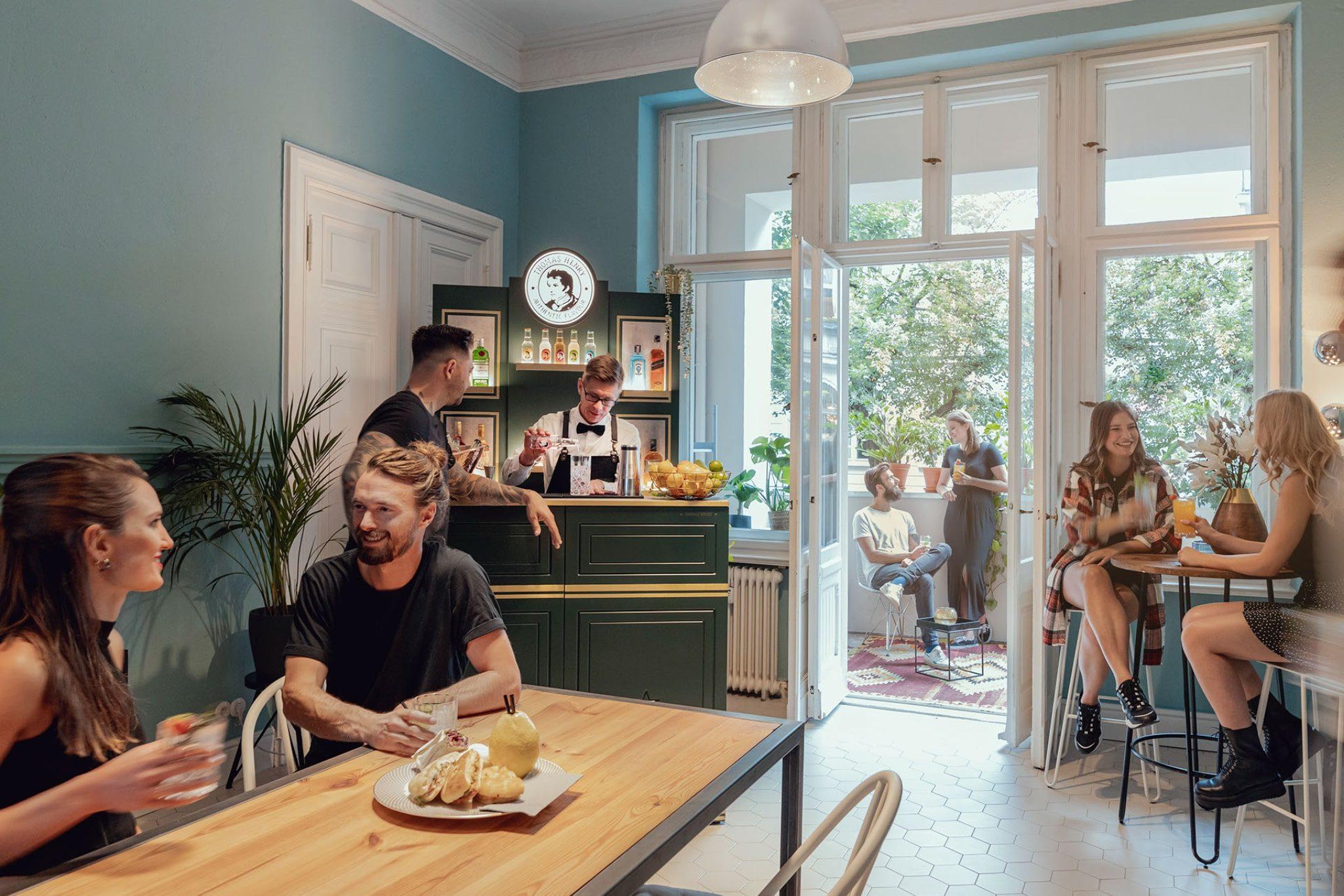 DIE BAR – die mobile Cocktailbar